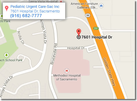 Pediatric Urgent Care Sacramento
